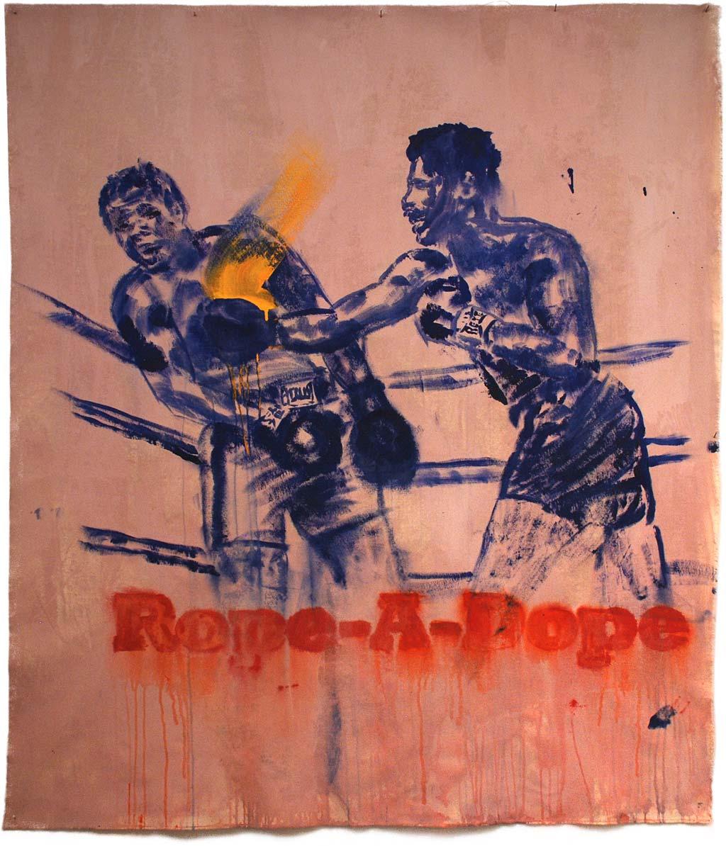 Johnny O'Brady ROPE-A-DOPE - details